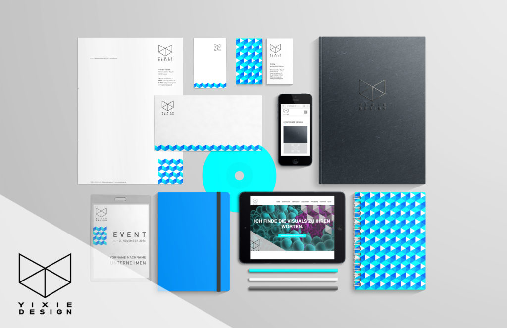 corporate-design-yixiedesign